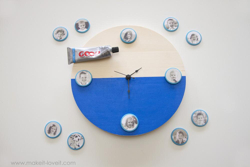 diy-fathers-day-portrait clock-11