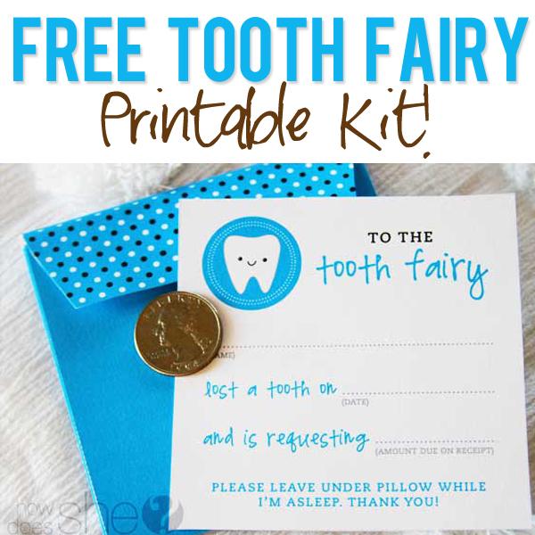 magical tooth fairy