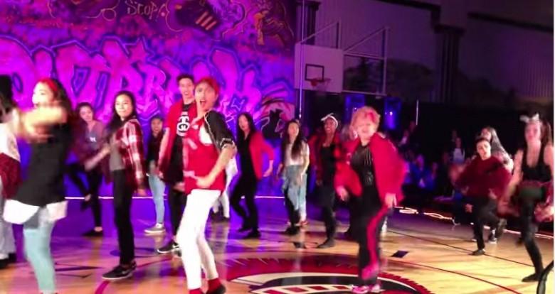 60 year old dance teacher