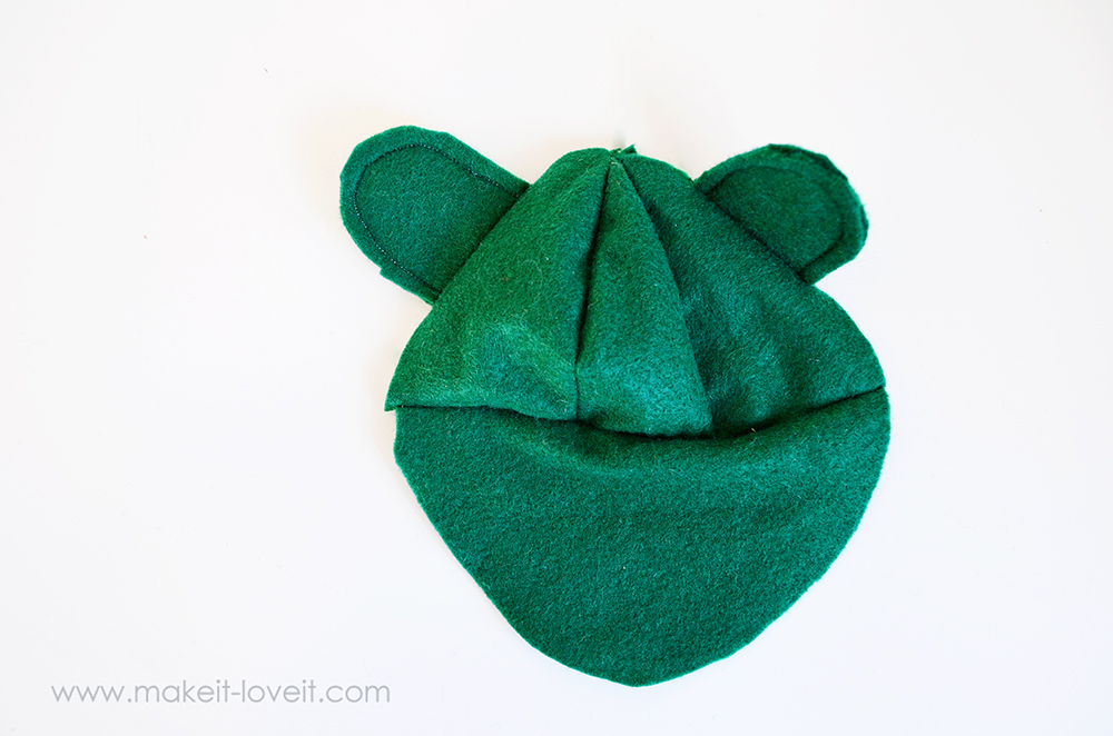 make your own felt animal hand puppets (11)