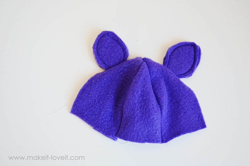 make your own felt animal hand puppets (24)