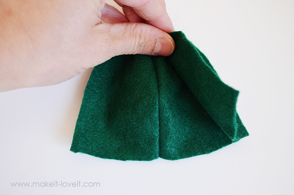 make your own felt animal hand puppets (8)