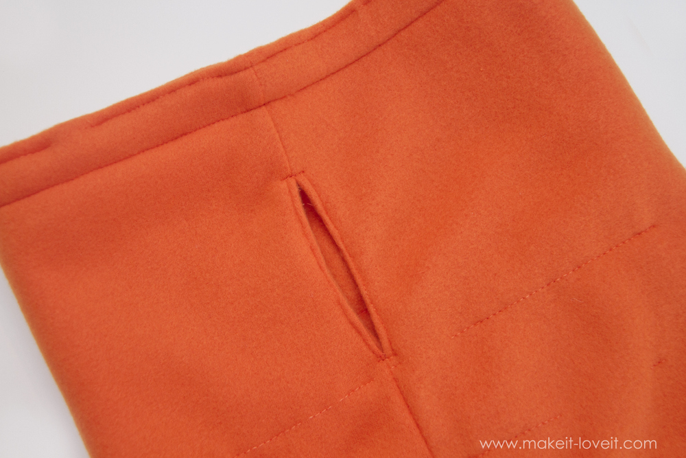 DIY Carrot Costume 25
