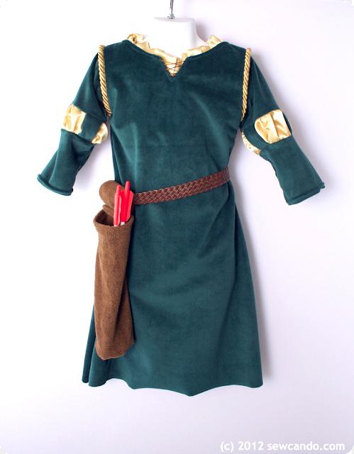 Brave Merida Costume.png