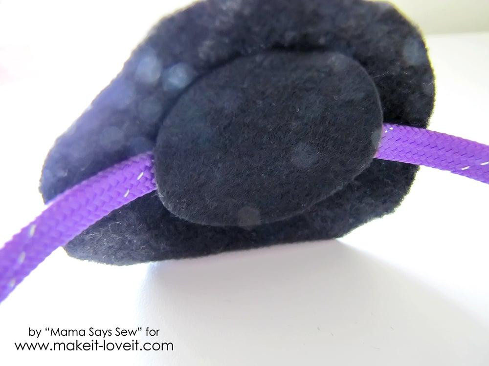 diy witch hat headband (11)