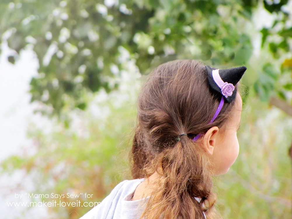 diy witch hat headband (15)