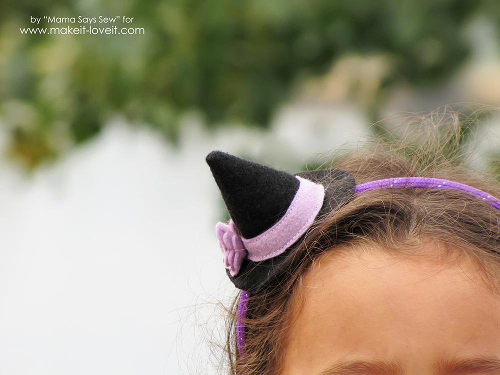diy witch hat headband (16)