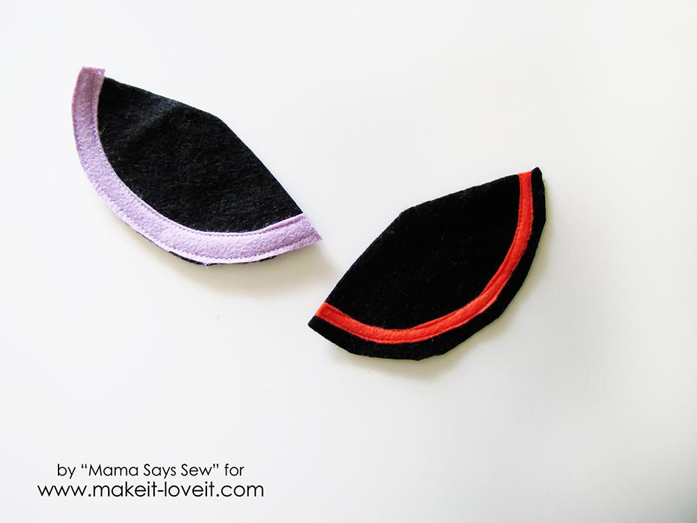 diy witch hat headband (2)