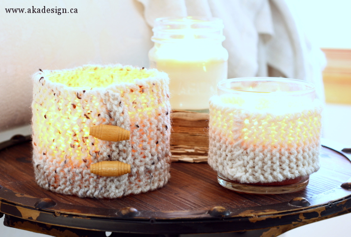 knit-candle-cozies