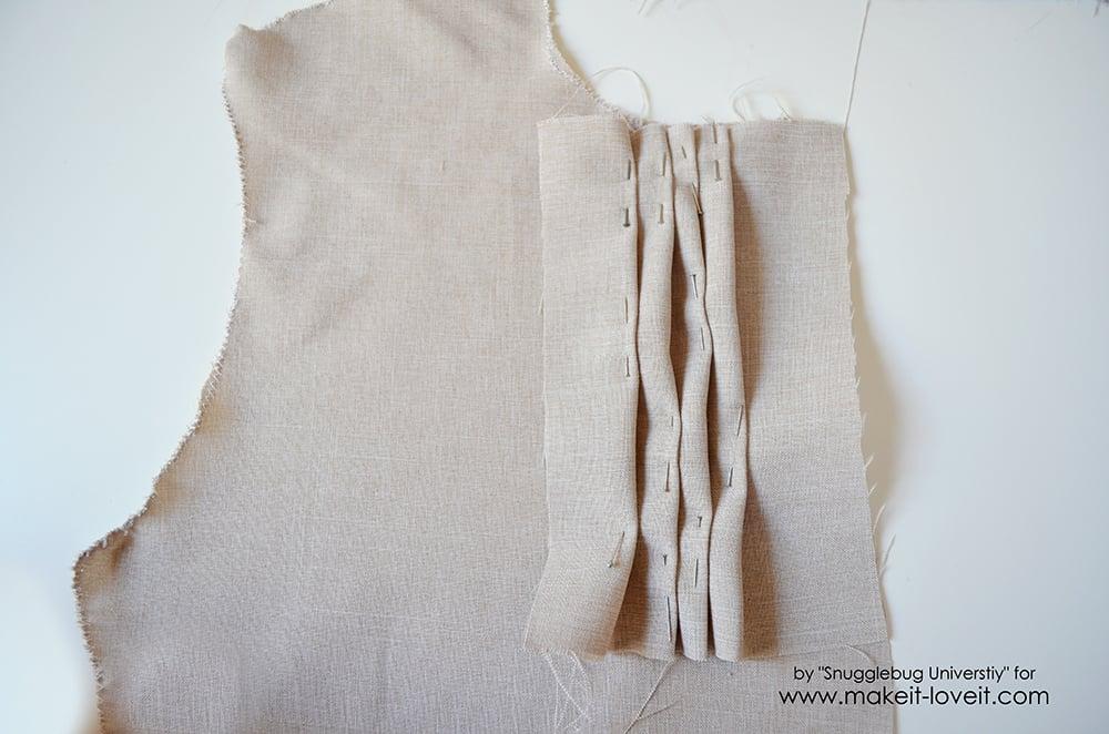 little girls dress coat tutorial (11)
