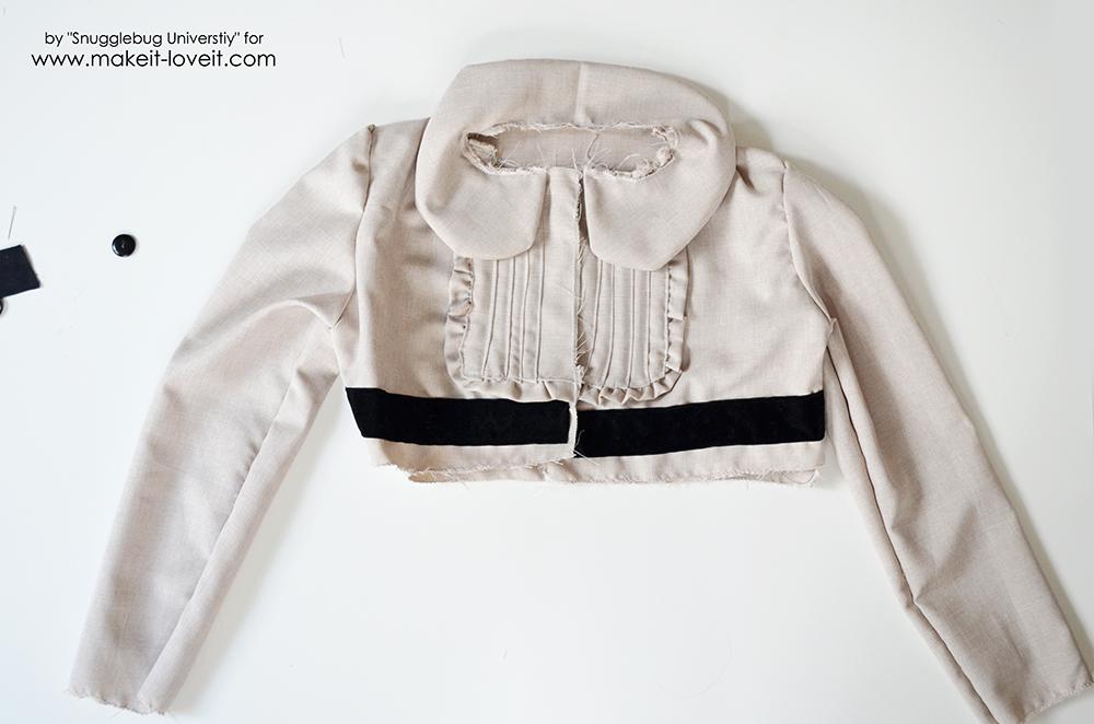 little girls dress coat tutorial (28)