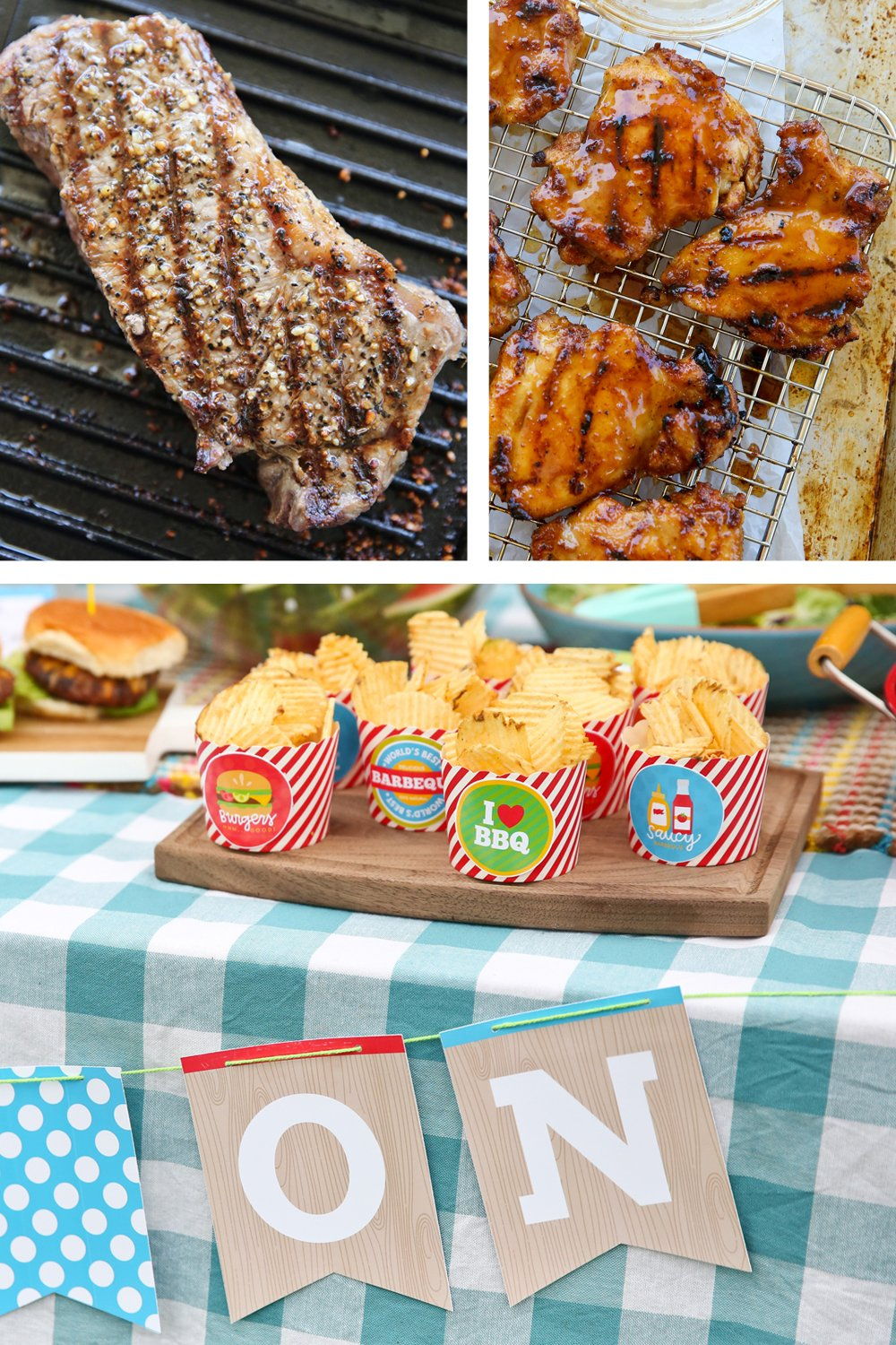 grill and bbq