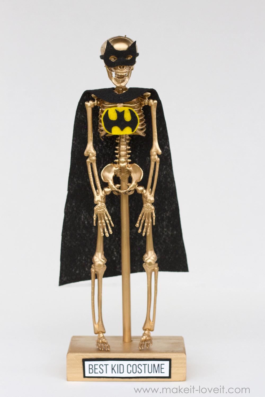 Halloween Costume Award Trophies, PART 2   via makeit-loveit.com