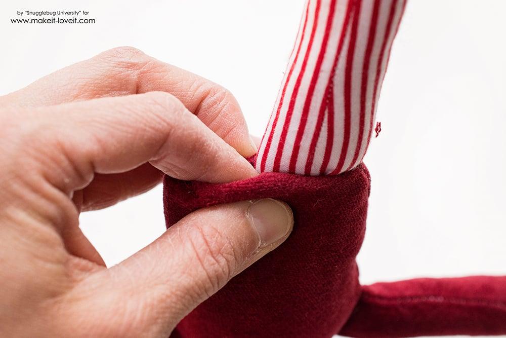 Sew an Elf on a Shelf doll23