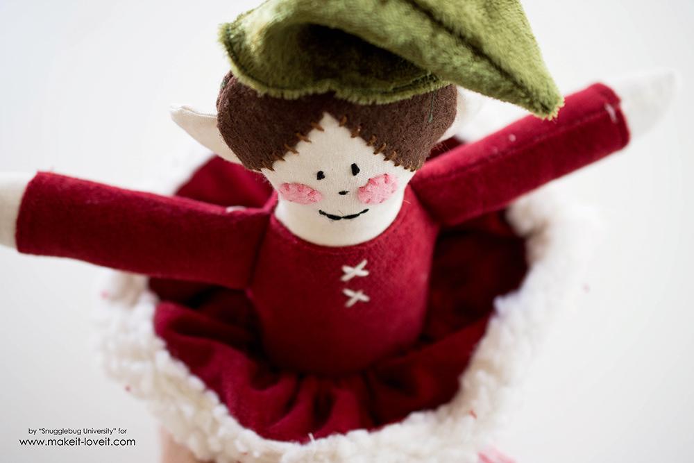 Sew an Elf on a Shelf doll33