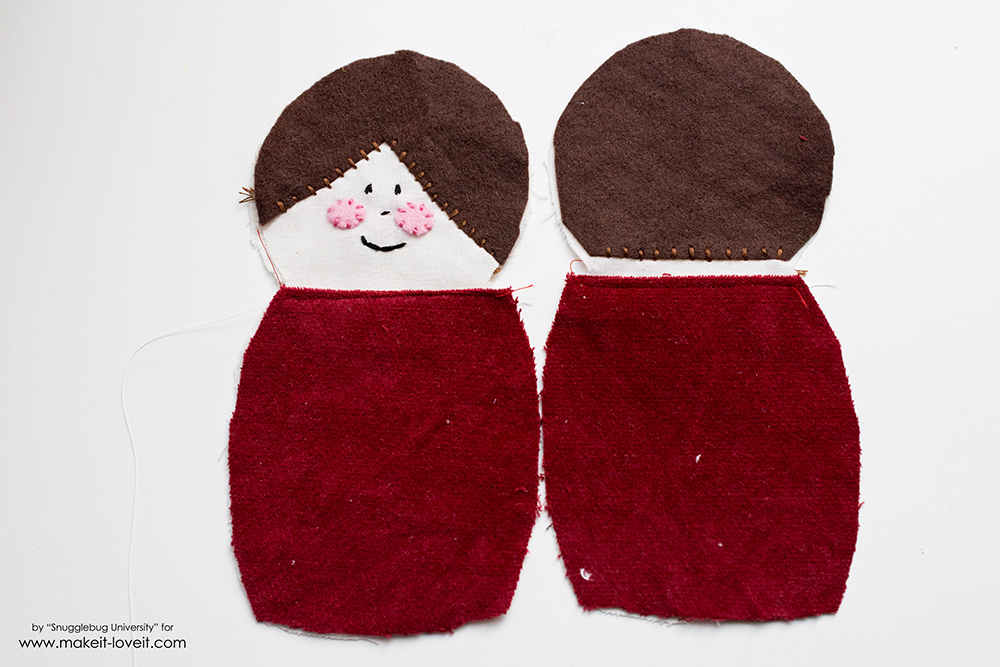 Sew an Elf on a Shelf doll5